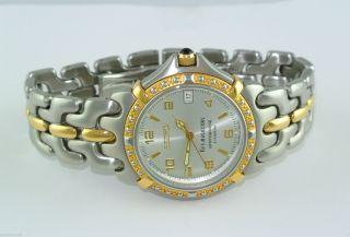 Boctok Herren - Armbanduhr / Automatik / Edelstahl - Vergoldet Bild