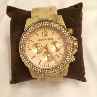 Michael Kors Mk5558 Armbanduhr Für Damen Bild