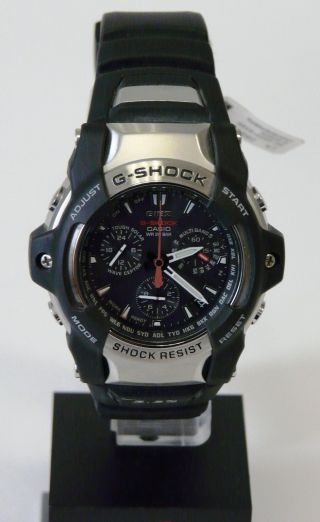Casio G - Shock Gs - 1100 - 1aer Armbanduhr Funk Solar 20 Bar Water Resist Bild