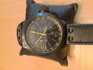 Tw Steel900 Canteen Cool Black Colour Armbanduhr Herrenchronograph 45mm Uvp 399€ Bild
