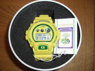 Casio G - Shock Fifa Uhr Wie Bild