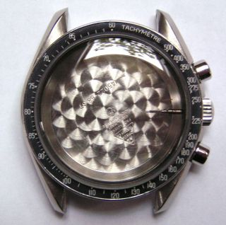 1968 Vintage Omega Speedmaster Professional Pre Moonwatch Case Gehäuse 145022 St Bild