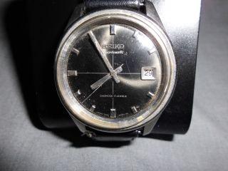Seiko Automatic Analoguhr Herrenuhr Armbanduhr Analog Bild