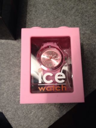 Ice Watch - Sili Pink Uni - Si.  Pk.  U.  S.  09 - Bild