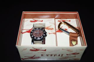 Esprit,  Es0001a3001,  Es31a12a07010 700,  Armbanduhr Für Kinder, Bild