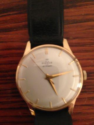 Pierce De Luxe Swiss Hohwertige Uhr Bild