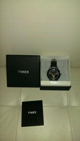Timex T2m509 Sport Luxury Automatik Damenuhr Uhr Damen Ovp Bild