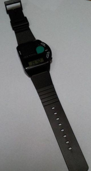 Senioren Armbanduhr,  Sprechend Bild