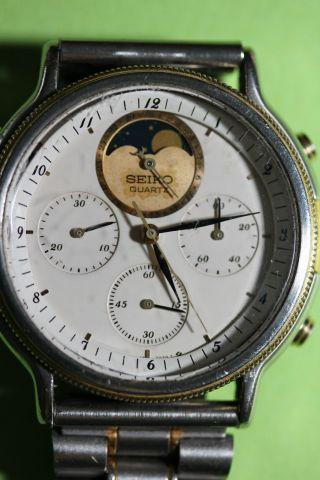 Seiko,  Chronograph,  Herrenuhr,  Armbanduhr,  Sammleruhr Bild