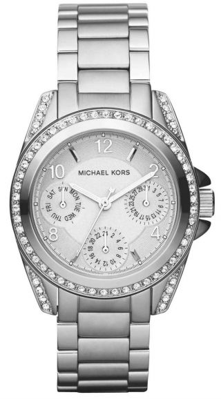 Michael Kors Mk5612 Damenuhr Armbanduhr Edelstahl Ovp Bild
