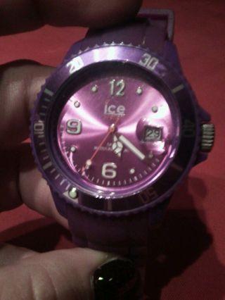 Ice Watch Uhr Lila Bild