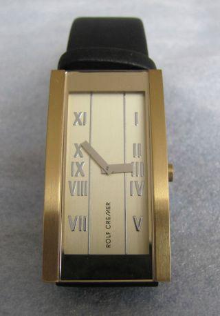 Rolf Cremer - Armbanduhr - Para Rc 495903 - Aus Uhrensammlung Bild