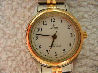 Dugena Damen Quartz Uhr Bild