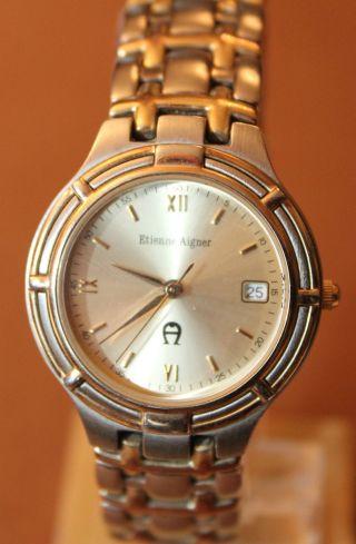 Luxusuhr,  Etienne Aigner,  Herrenuhr,  Damenuhr,  Armbanduhr,  Sammleruhr Bild