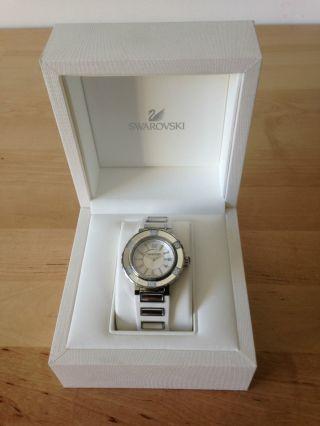 Swarovski Damenuhr Frauen Uhr Octea Sport - White - 999978 Bild