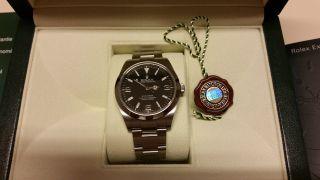 Rolex Oyster Perpetual Explorer I (214270) - Bild