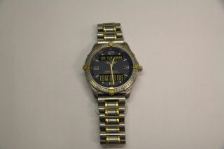 Origina Breitling Aerospace Repetition Minute Titan Ref.  F65062 - 078 Bild