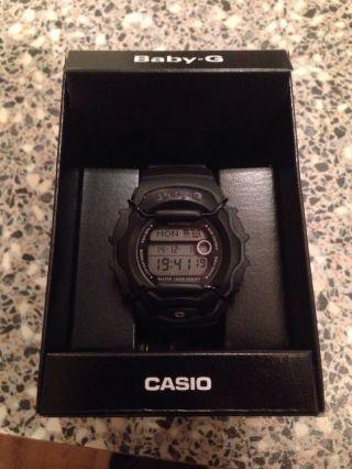 Casio Baby - G,  G - Shock Bg - 174 - 1ver Armbanduhr,  Top,  Wie,  Weihnachtsgeschenk Bild