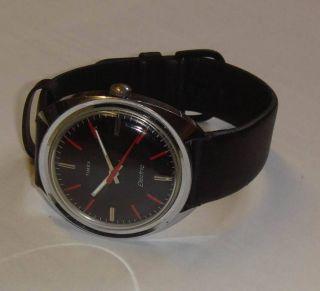 Alte Seltene Herrenuhr Timex Electric Vintage 1960/70er Sammlerzustand. Bild