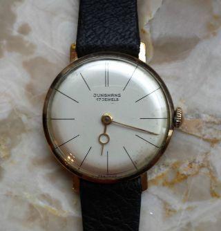 Junghans Armbanduhr - Vintage - Handaufzug - Damen - Sammler - SammlerstÜck Bild