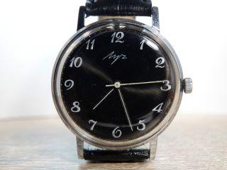 Luch Russische Sammler Uhr.  80er - 90er Bild