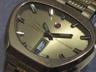 Rado Ncc404 Automatic Herren - Armbanduhr Tv - Screen Ref11927 Schön Top Bild