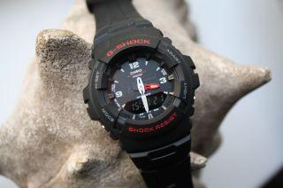 Casio G - Shock G - 100 Neuwertig Bild