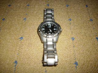 Herren Armband Uhr Festina Silberfarben Bild