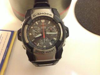 Casio Herrenarmbanduhr G - Shock Funk Gs - 1100 - 1aer Quarz - Mineralglas - Solar Bild