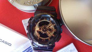 Casio G - Shock Ga - 110gb - 1aer Armbanduhr Für Herren Bild