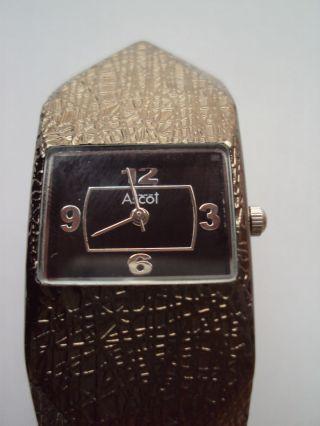 Damen Armbanduhr Von Ascot Spangenarmbanduhr Bild