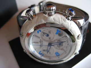 Glam Rock Uhr Miami Gr 10108g Chrono Swiss Made Bild