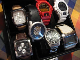 Uhren U.  A.  2x Casio G - Shock Bild