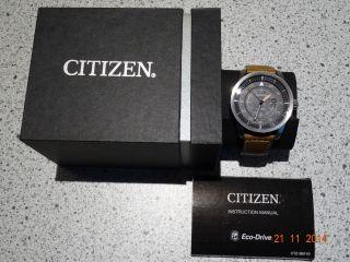 Citizen Eco - Drive Aw 1360 - 12h,  Herren Sportuhr Bild