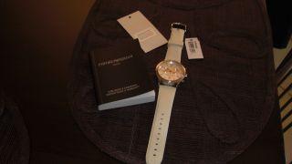 Armani Uhr Ar 5848 Herren Armbanduhr Chronograph Top Bild