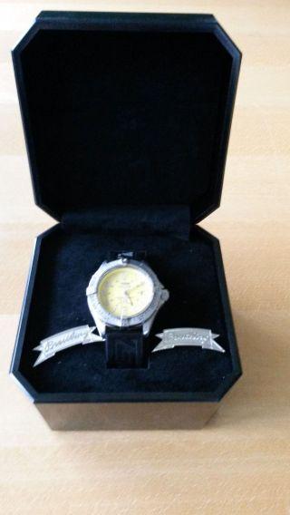 Breitling Colt Superocean Professional Automatic Herren Armbanduhr Bild