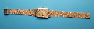 Sehr Dekorative Mechanische Herren Armbanduhr - Damen Armbanduhr? Bild
