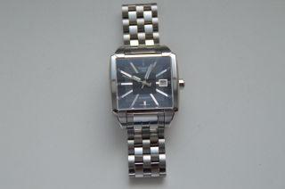 Tissot Herren Automatik Uhr Quadrato (ref.  T005.  507.  11.  061.  00) Bild