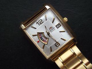 Selten Armbanduhr Orient Mechnisch Autoaufzug Hau Retro Bild