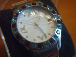Jacques Lemans Damen Uhr 10atm 38mm Bild