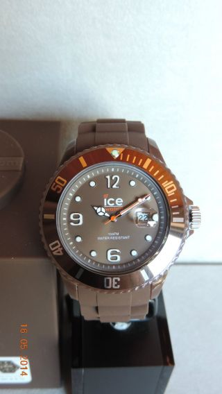 Ice Watch,  Chocolate - Choco Milk - Big 100, .  Ct.  Mc.  B.  S.  10 Bild