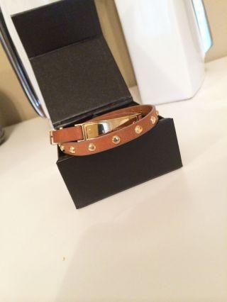 Michael Kors Armband Leder Bild