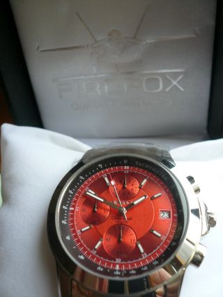 Firefox Ffs07 - 105 Chronograph