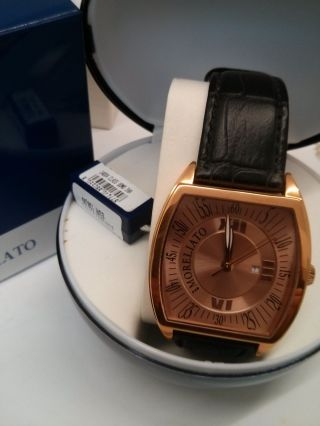 Morellato Armbanduhr Lederarmband S021a 004 Bild