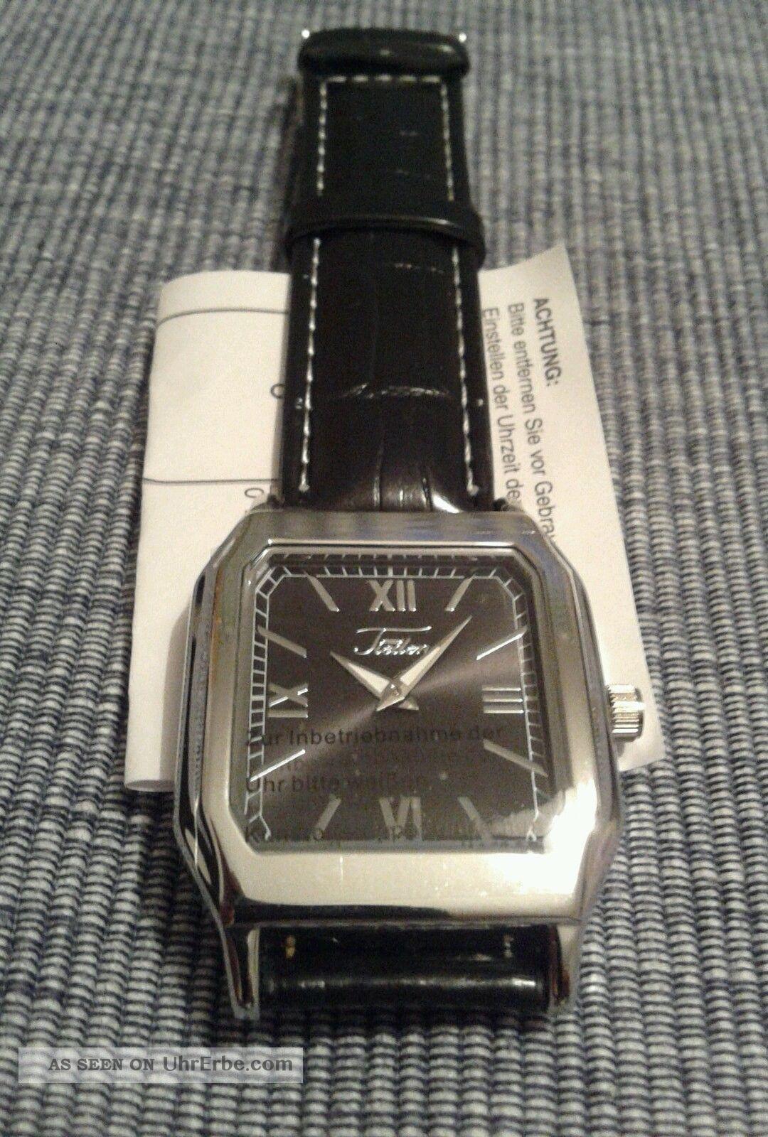 Von TiedenSchwarzes Armband Neue Schöne Armbanduhr Damen 3j5ALqc4R