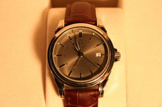 Omega De Ville Co - Axial Chronometer Ref.  48334031 - Neuwertig,  Box,  Papiere Bild