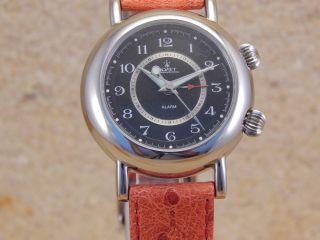 Poljot Handaufzug Mit Wecker/16 Herren Armbanduhr Bild
