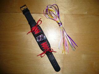 Uhr,  Armbanduhr,  Esprit,  Leder,  Austauschbare Bunte Bänder, Bild