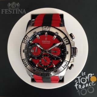 Festina Herrenuhr Chrono Bike Tour De France 16659 Bild