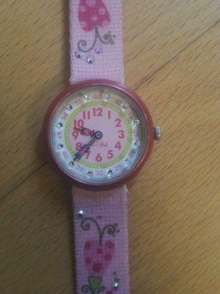 Flik Flak Armbanduhr Für Kinder - Mädchen Bild